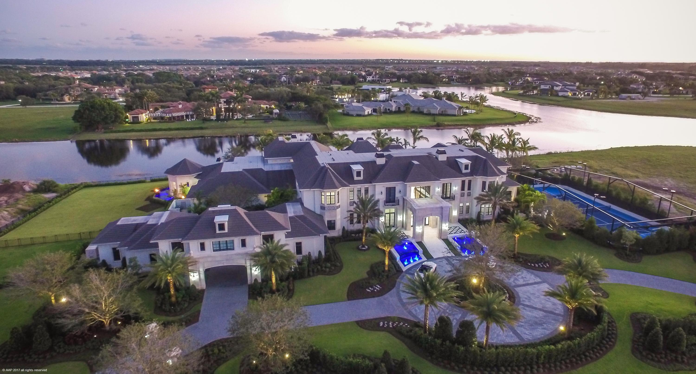 9200 Rockybrook Way, Delray Beach, Florida 33446, 7 Bedrooms Bedrooms, ,10.2 BathroomsBathrooms,Single Family Detached,For Sale,Rockybrook,RX-10412054