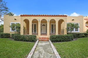 Apartamentos multi-familiares para Venda às Flamingo Park, 2015 Lake Avenue 2015 Lake Avenue West Palm Beach, Florida 33401 Estados Unidos