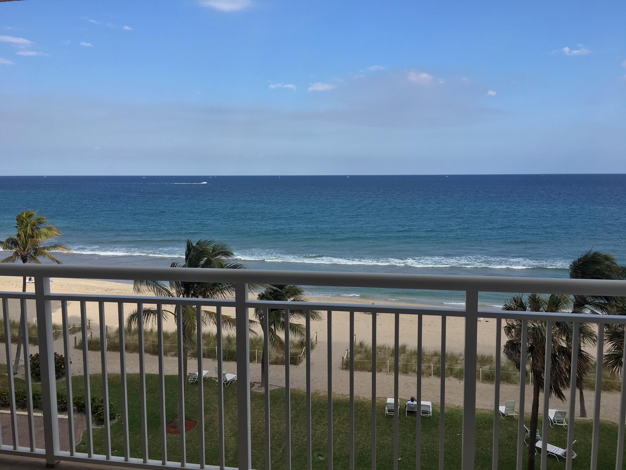 Home for sale in HILLSBORO LE BARON CONDO Hillsboro Beach Florida