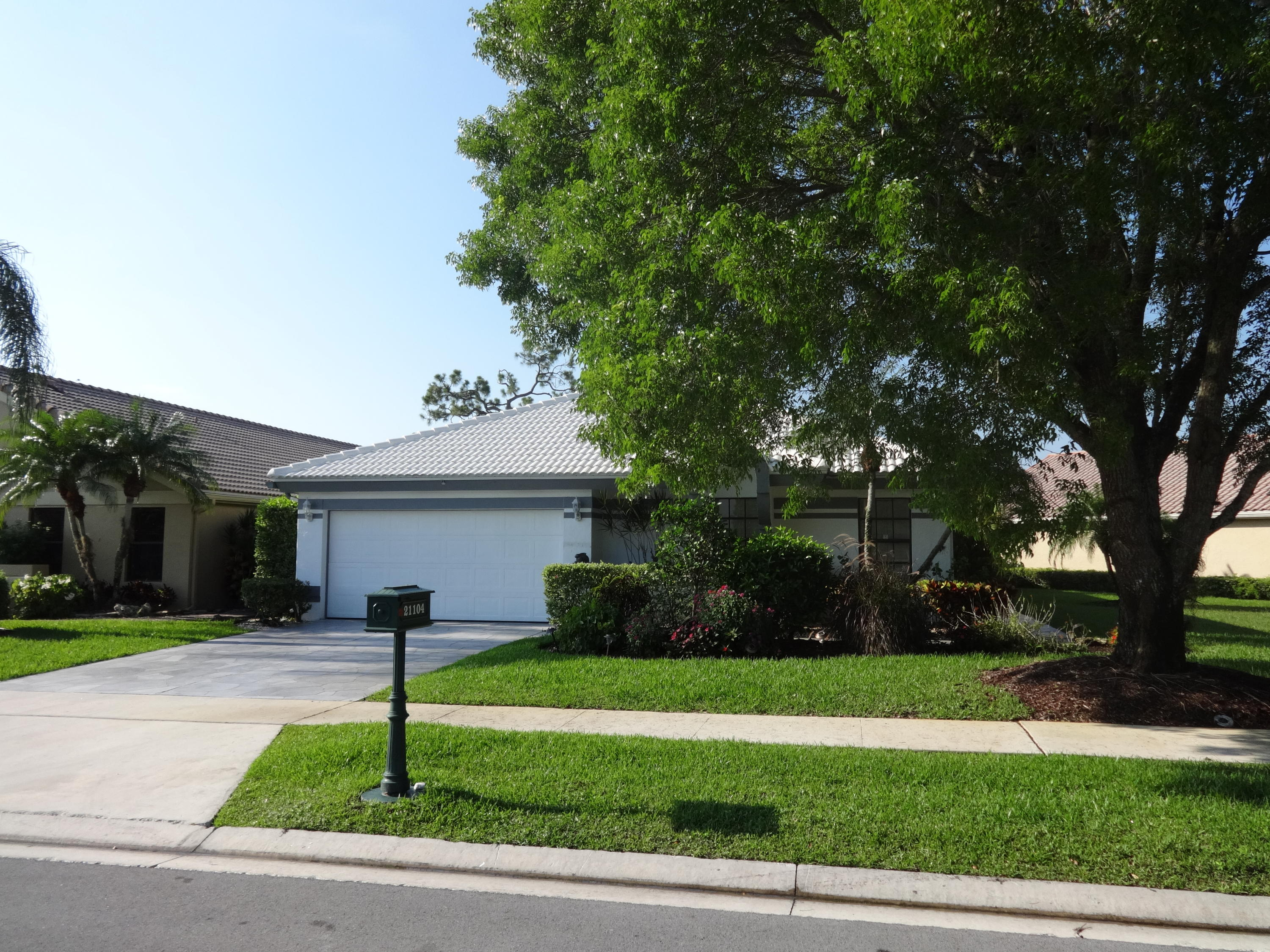 Home for sale in Boca Woods Boca Raton Florida