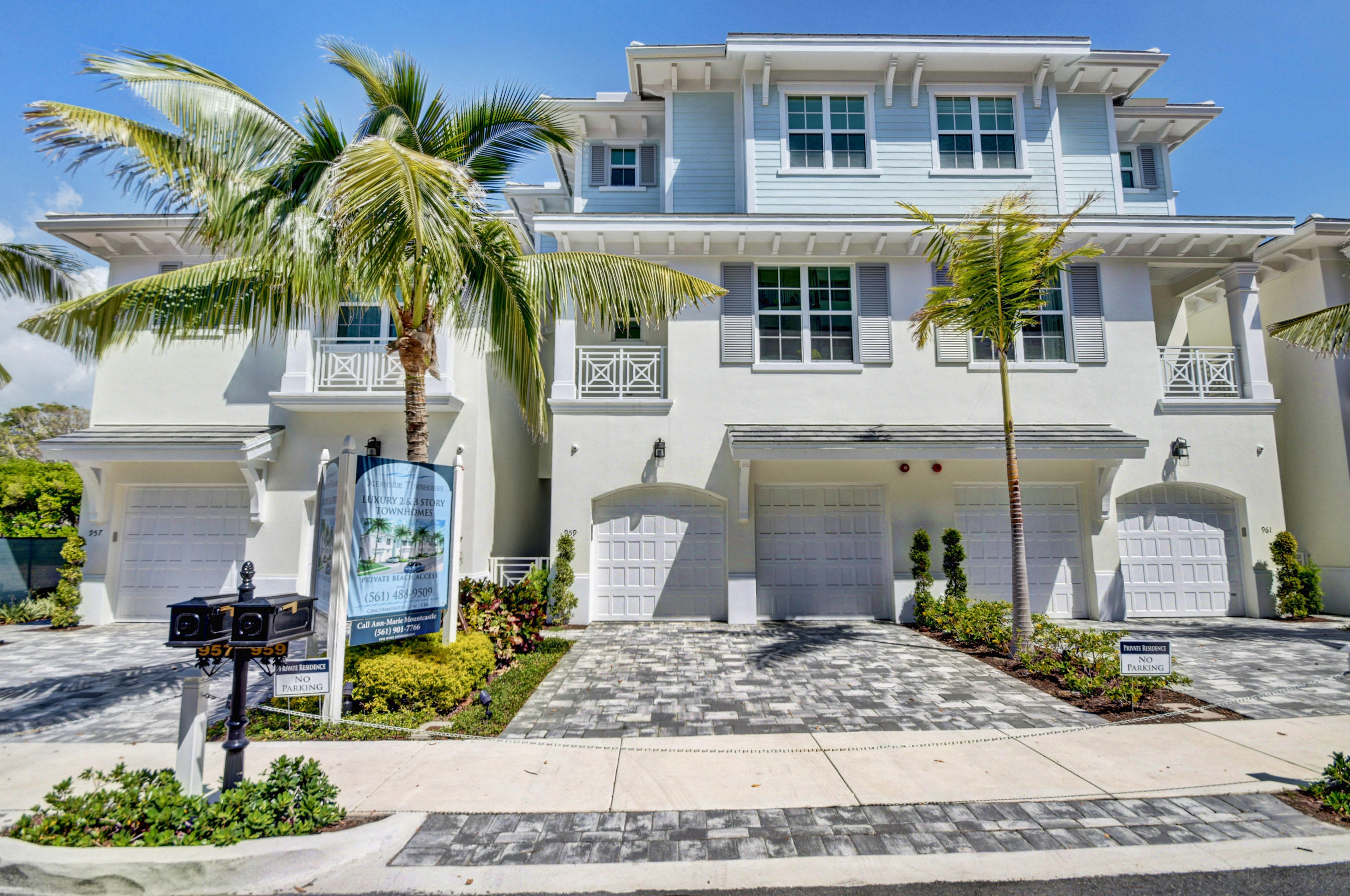 OCEANSIDE TOWNHOMES REAL ESTATE