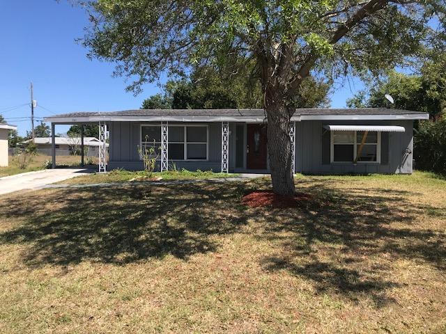 Home for sale in RIVER PARK UNIT 6 Port Saint Lucie Florida