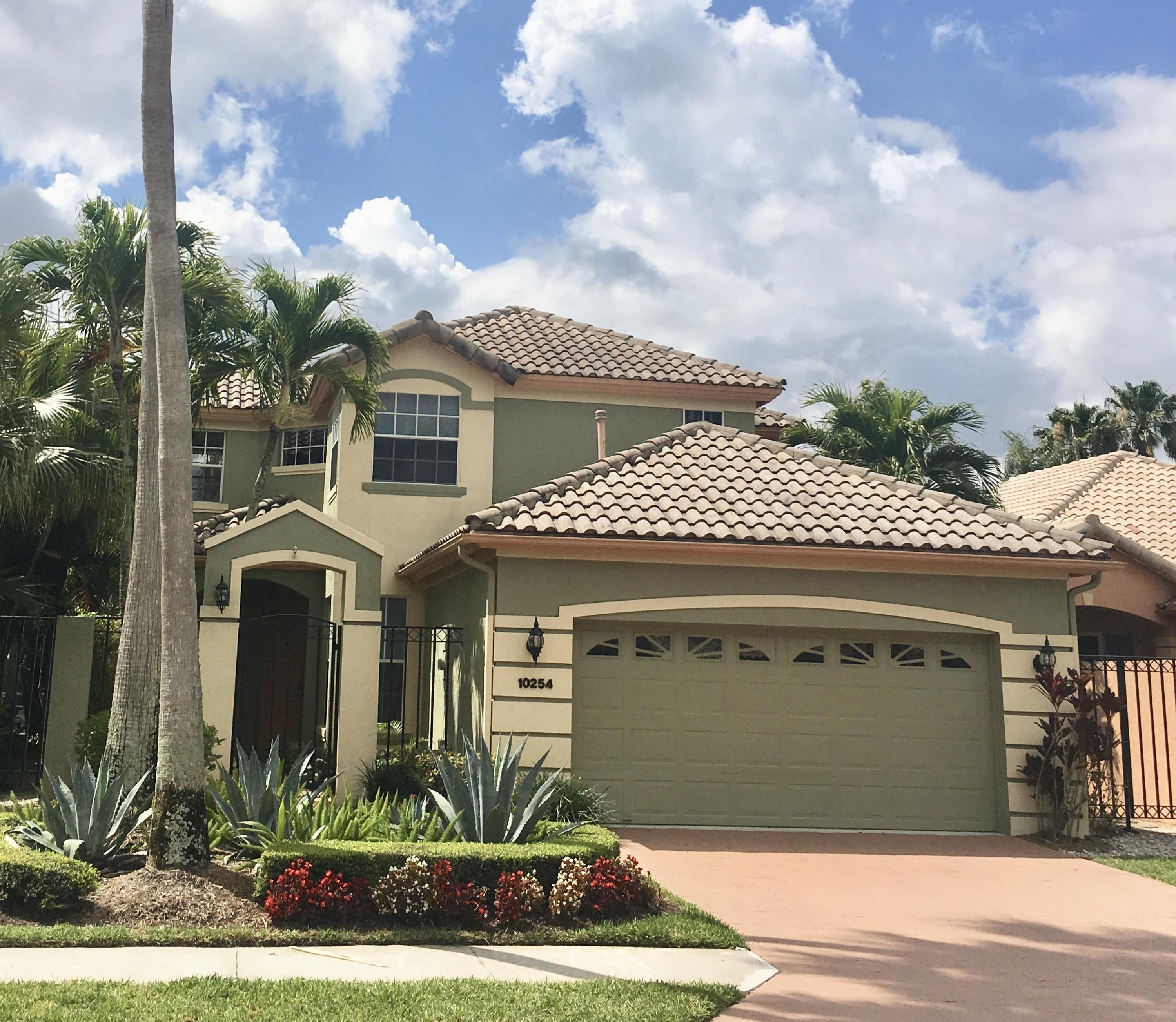 New Home for sale at 10254 Osprey Trace in West Palm Beach