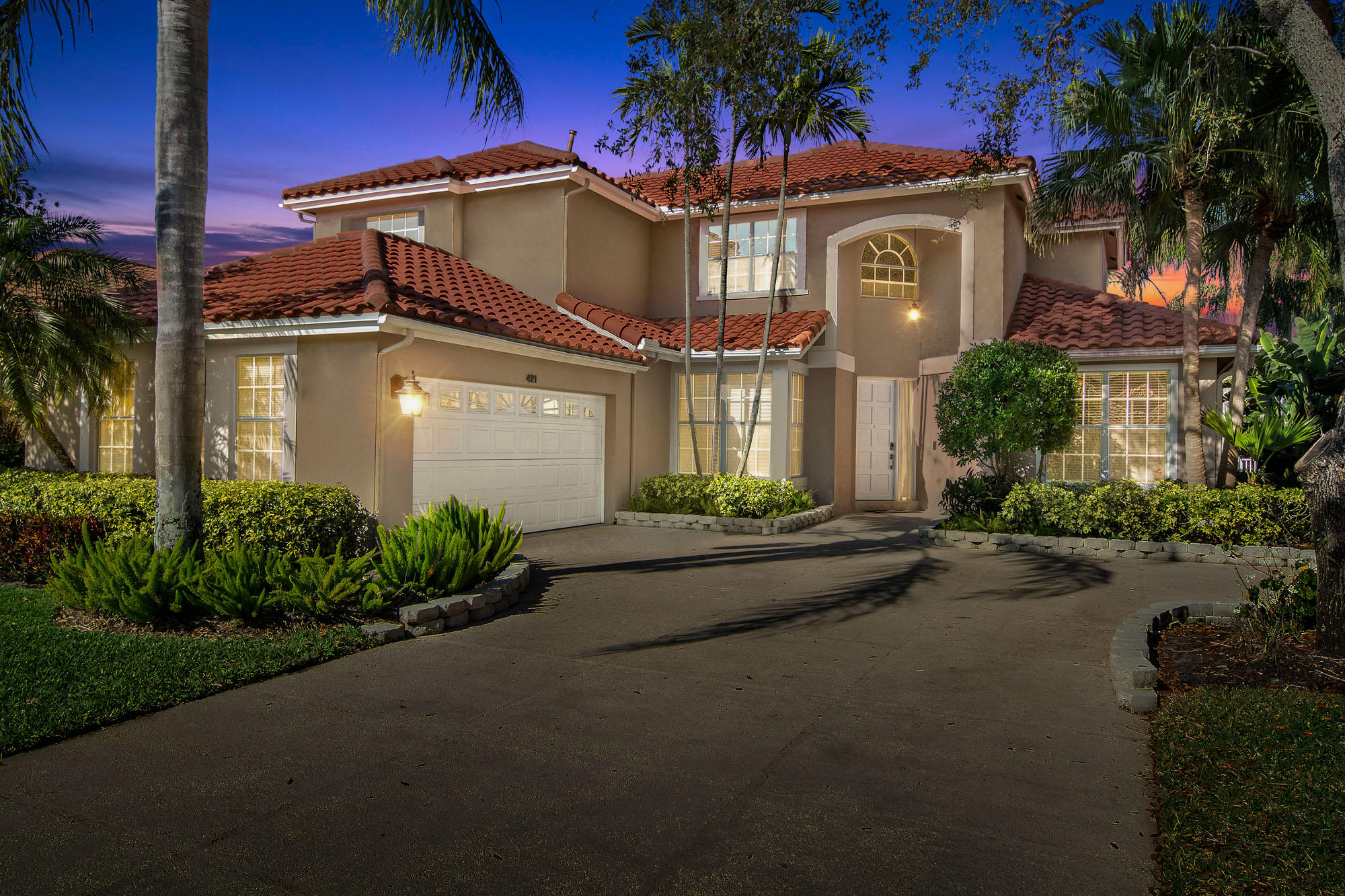 Home for sale in Eagleton Cove - Pga National Palm Beach Gardens Florida