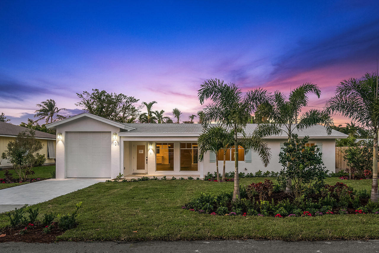 SWINTON HEIGHTS D B home 103 NE 18th Street Delray Beach FL 33444