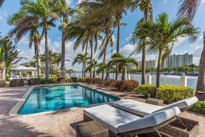 Home for sale in Boca Keys Boca Raton Florida