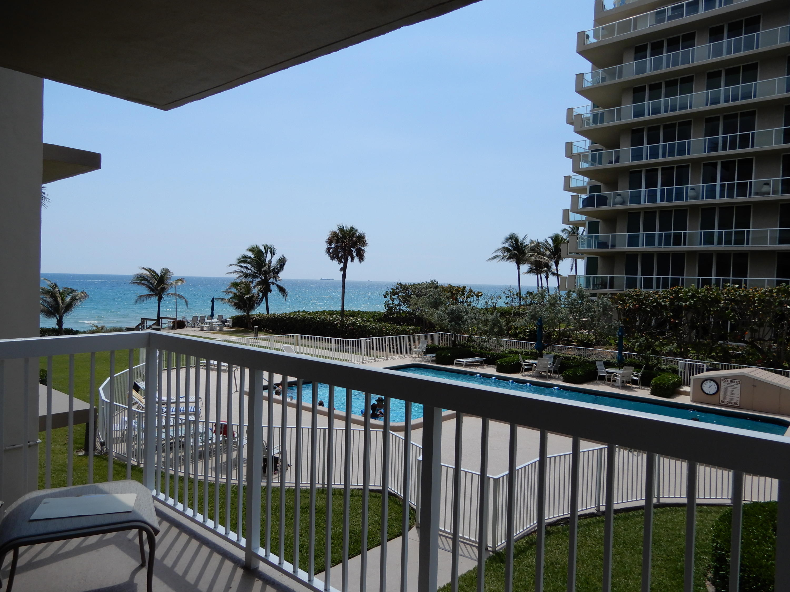 Home for sale in Ocean Hillsboro Condo Hillsboro Beach Florida