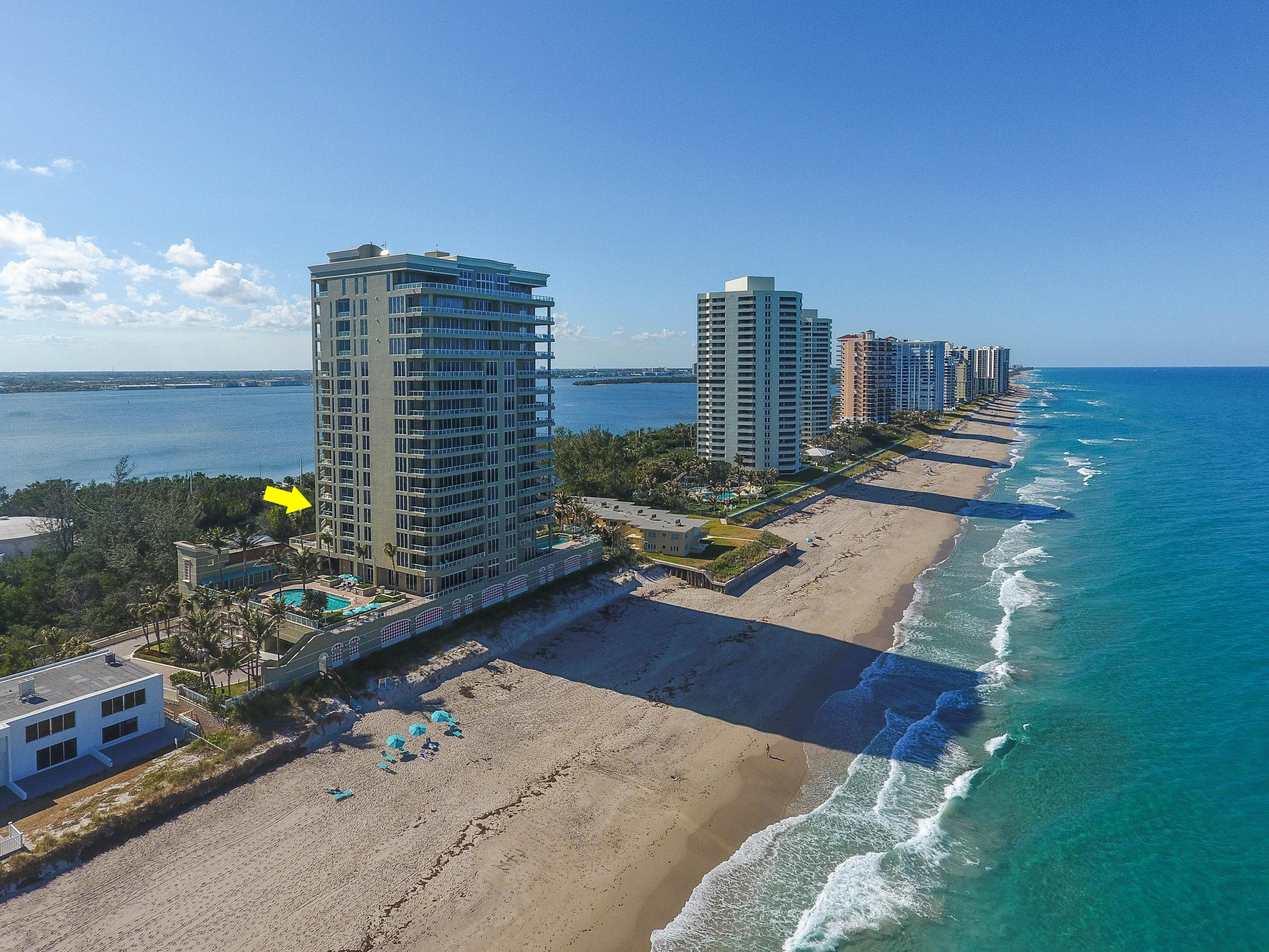 New Home for sale at 5050 Ocean Drive in Singer Island