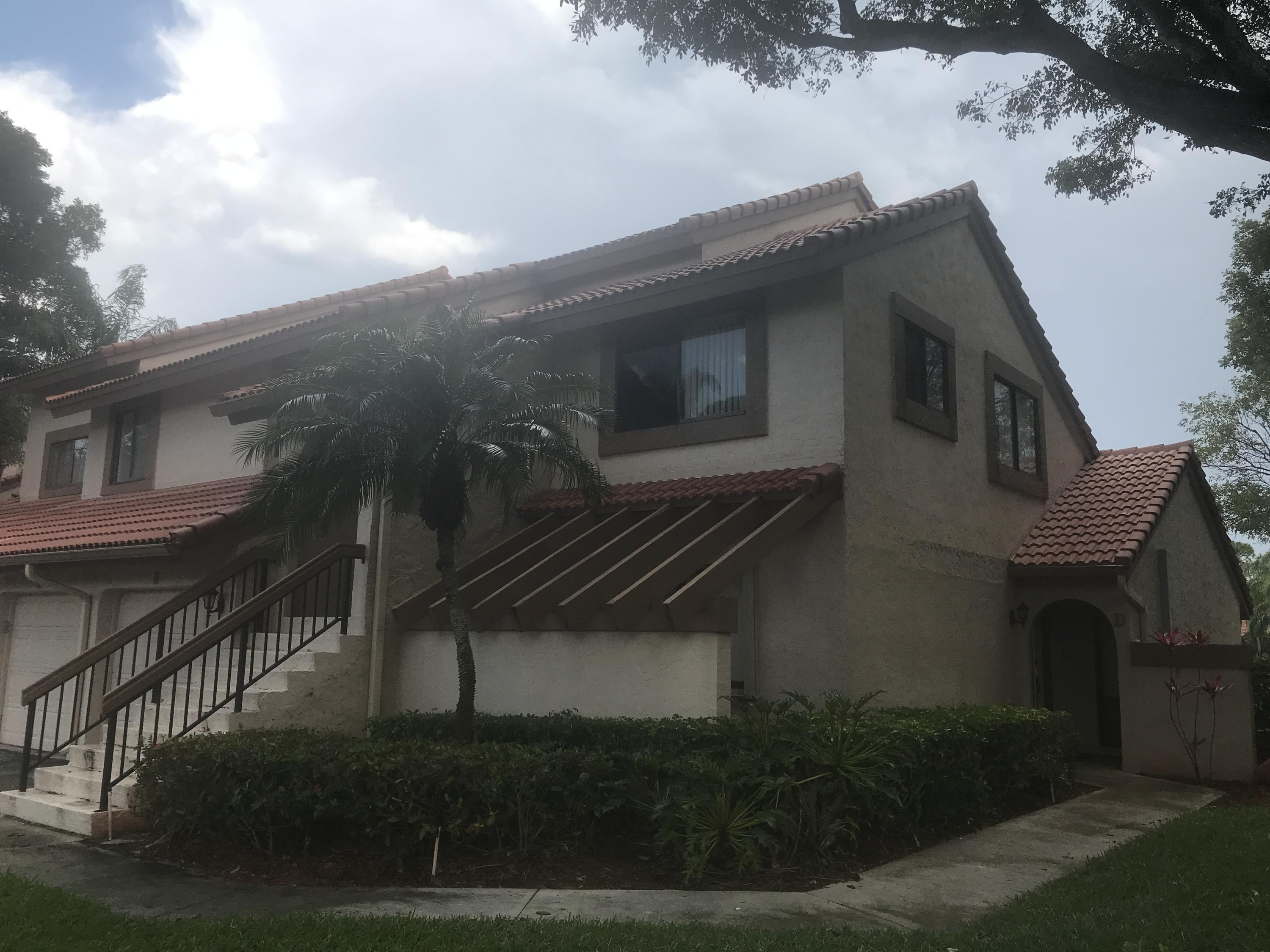 Home for sale in COACH HOUSES OF TOWN PLACE CONDO Boca Raton Florida