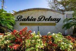 Bahia At Delray Condo