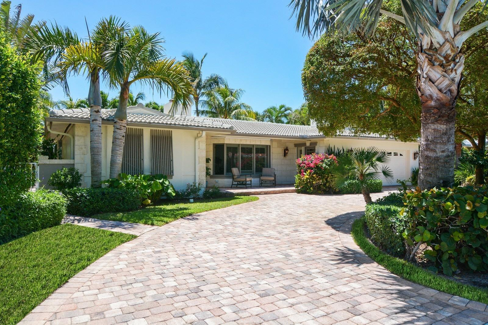 Home for sale in Jupiter Inlet Colony Jupiter Inlet Colony Florida