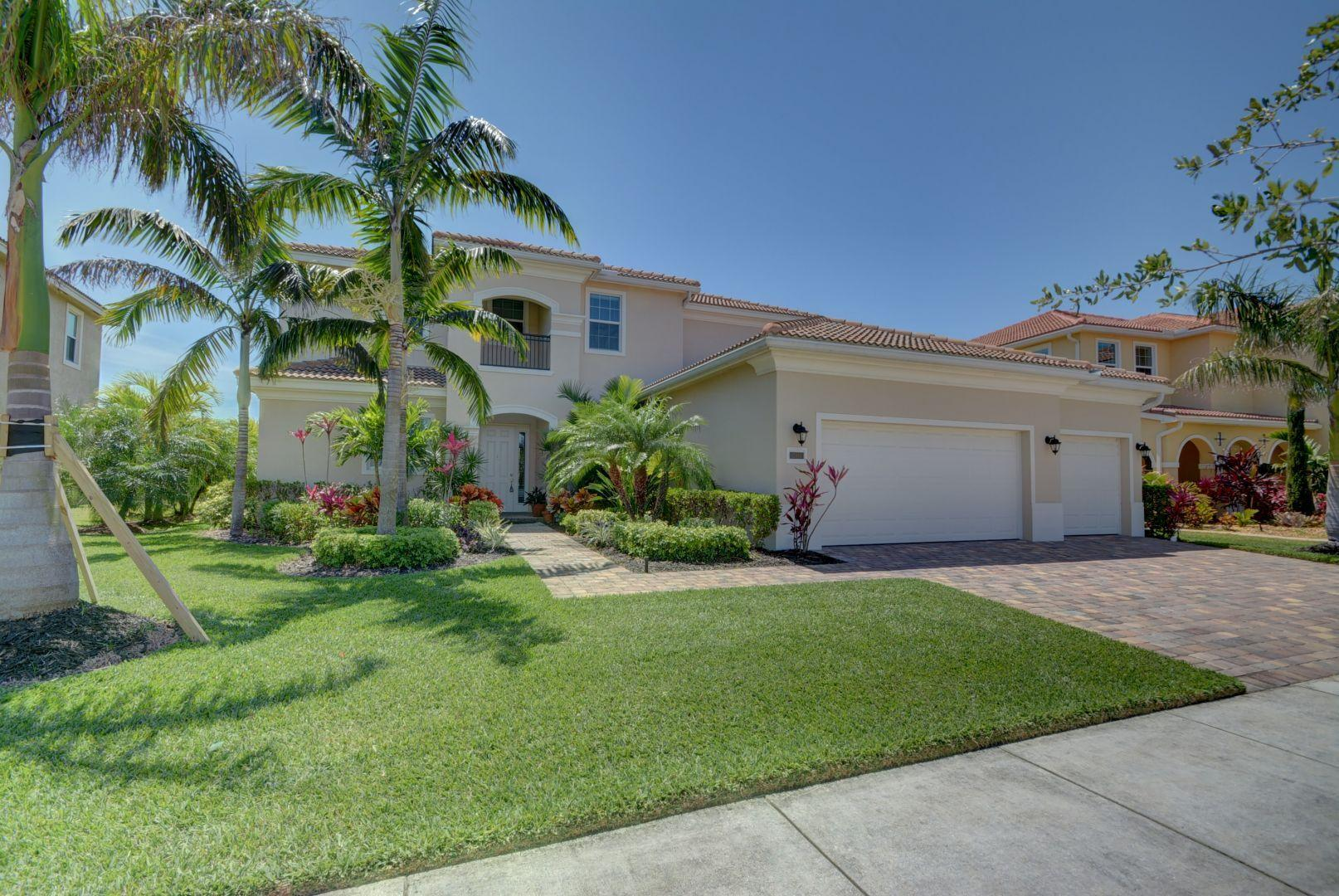 Home for sale in Estates At Tradition Port Saint Lucie Florida