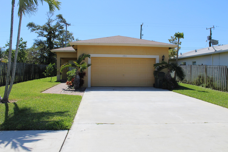 2406 Sundy Avenue  Delray Beach, FL 33444