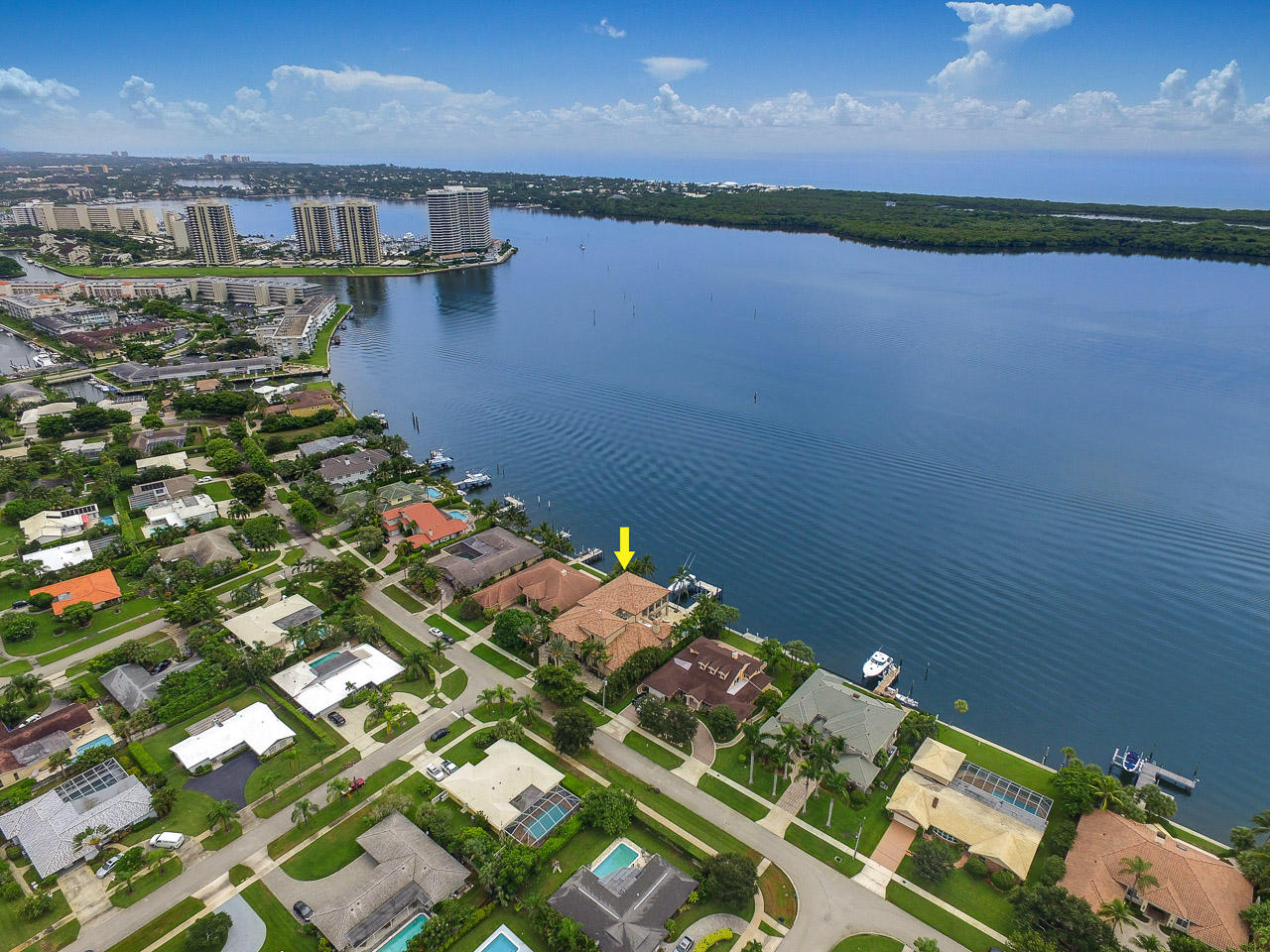New Home for sale at 830 Lakeside Drive in North Palm Beach