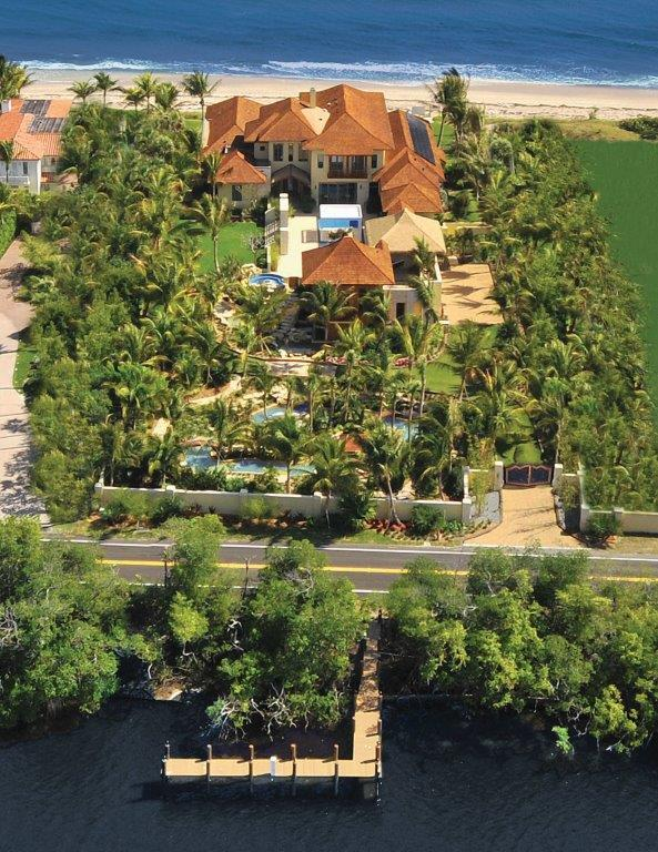 New Home for sale at 620 Ocean Boulevard in Manalapan