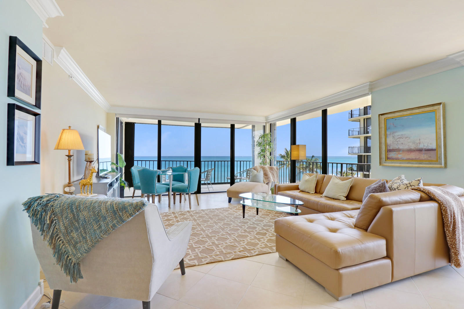 Home for sale in OCEAN TOWERS CONDO APTS Tequesta Florida