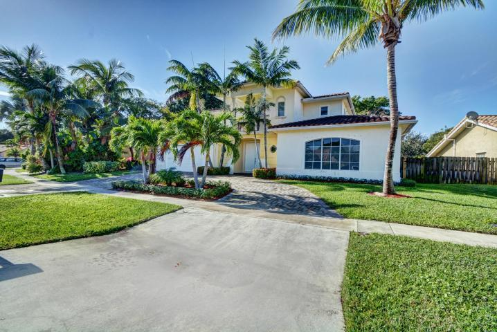 Home for sale in Thornhill Green Boca Raton Florida