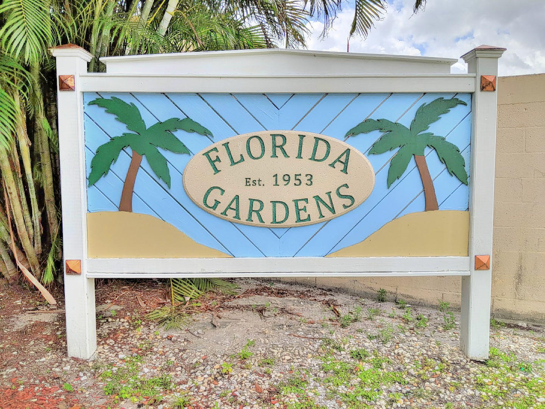 FLORIDA GARDENS HOMES