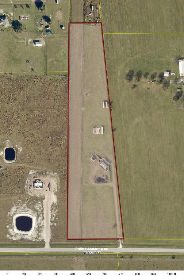 Paxton Airport Google Aerial