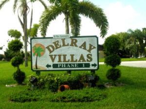 Delray Villas Plat 1