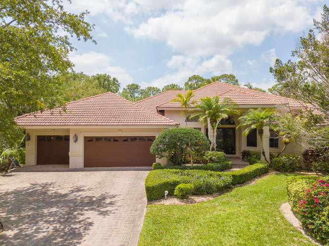 New Home for sale at 18848 Old Trail Drive in Jupiter