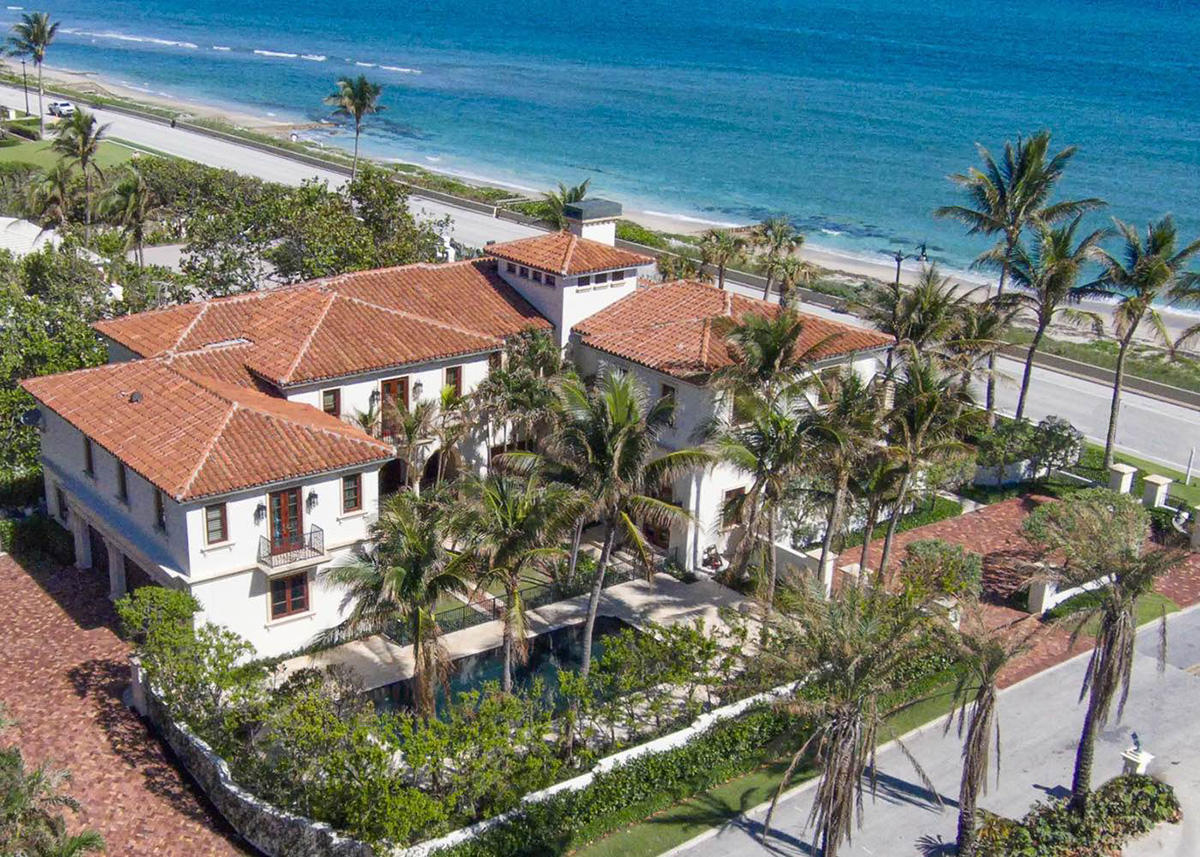 New Home for sale at 1620 Ocean Boulevard in Palm Beach