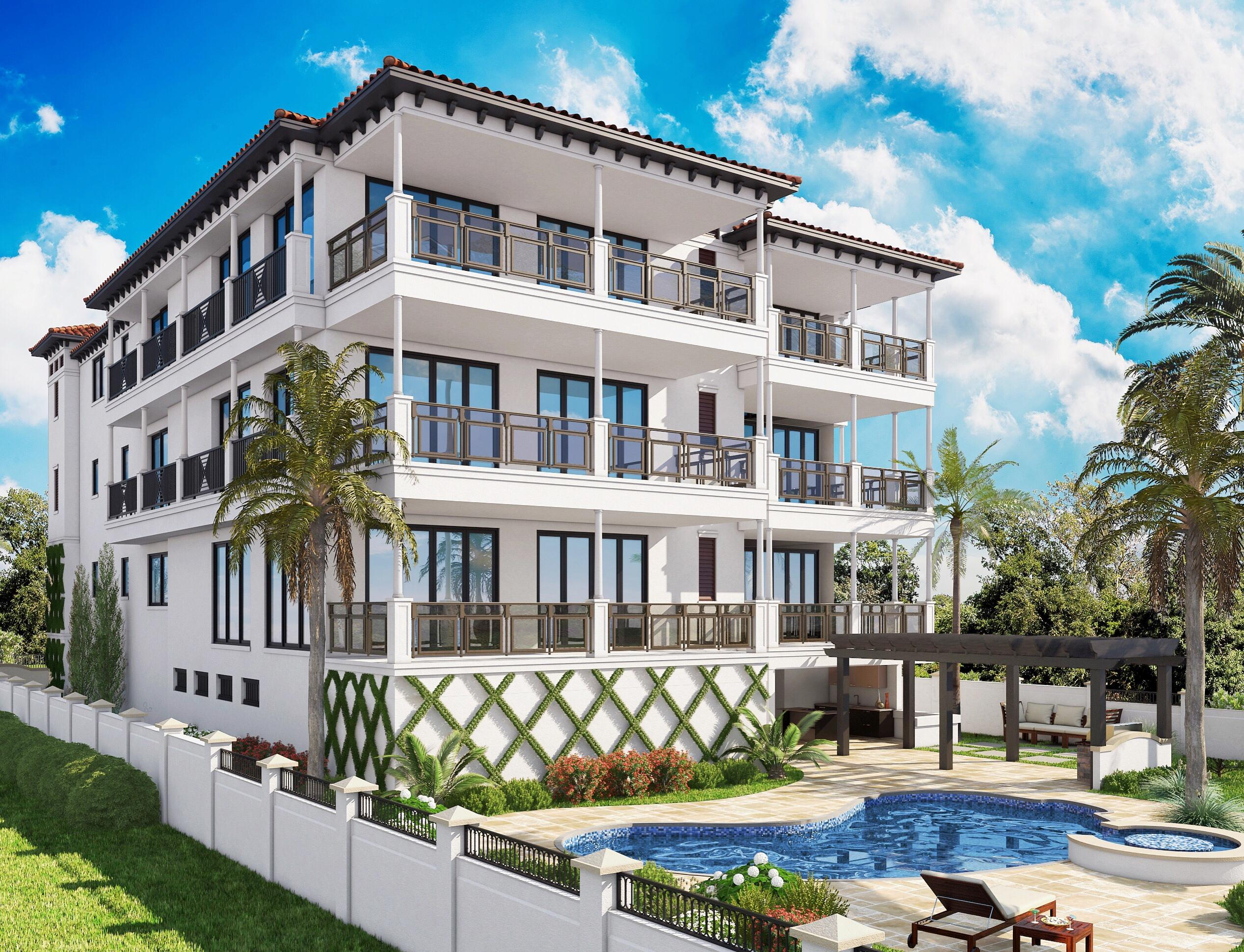 THE ADDISON SINGER ISLAND HOMES