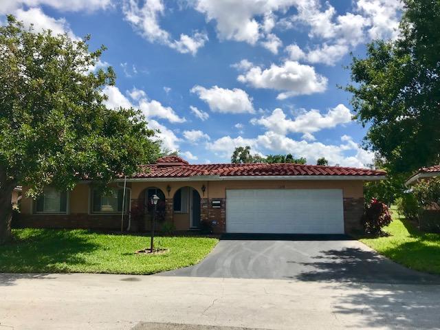 Home for sale in Crystal Lake Villas Deerfield Beach Florida