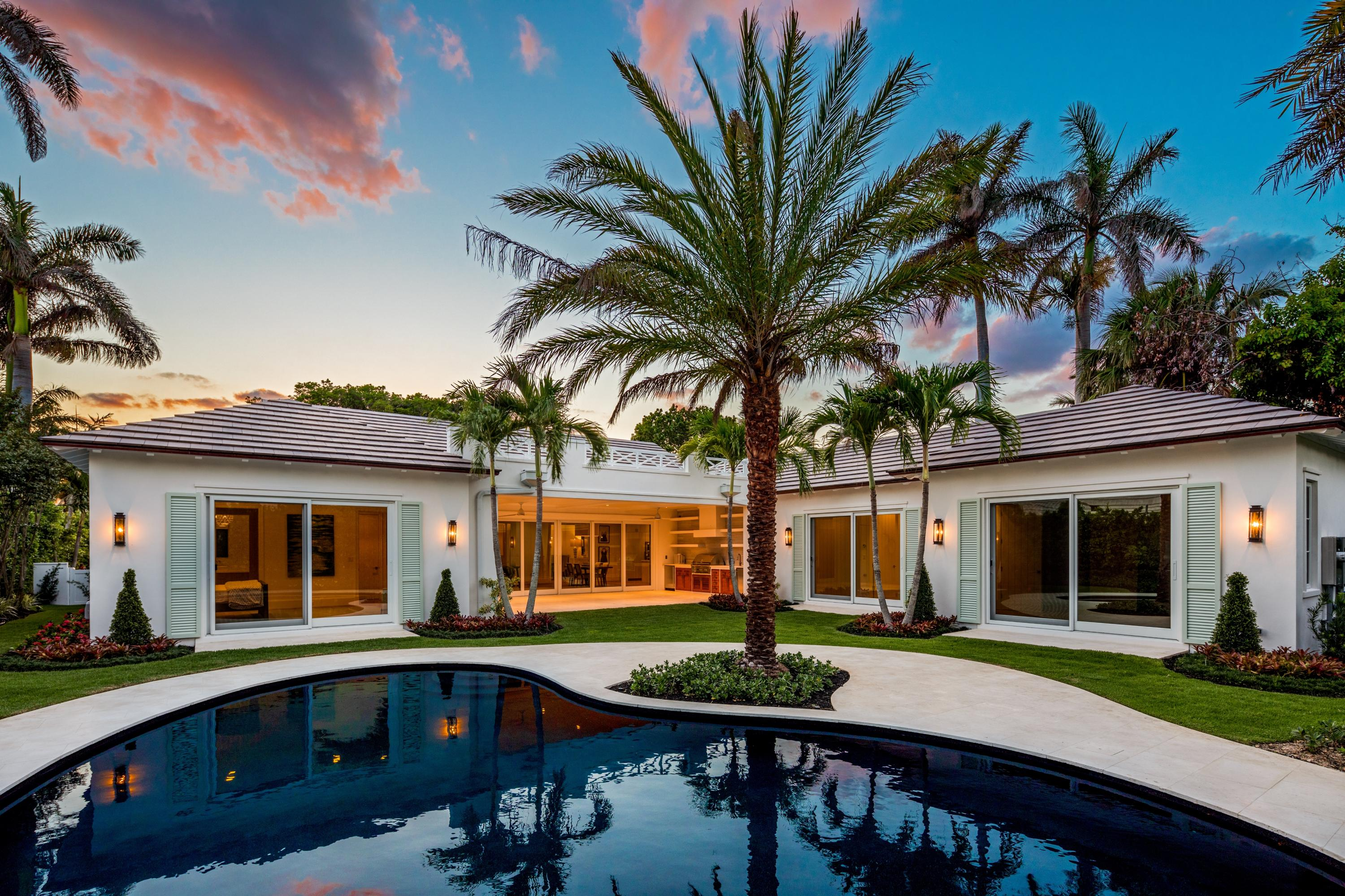 Home for sale in GULFSTREAM PROPERTIES PL & REPL IN PB 18 PGS 27 & 98 Gulf Stream Florida