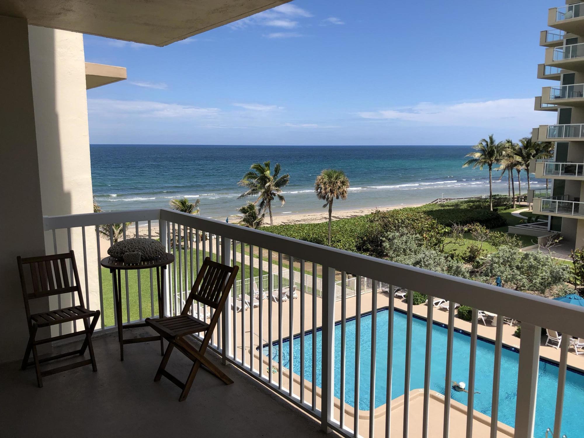 Home for sale in Ocean Hillsboro Condo Hillsboro Beach Florida