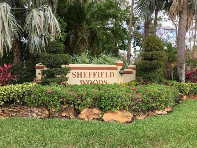 Home for sale in Sheffield Wood Wellington Florida