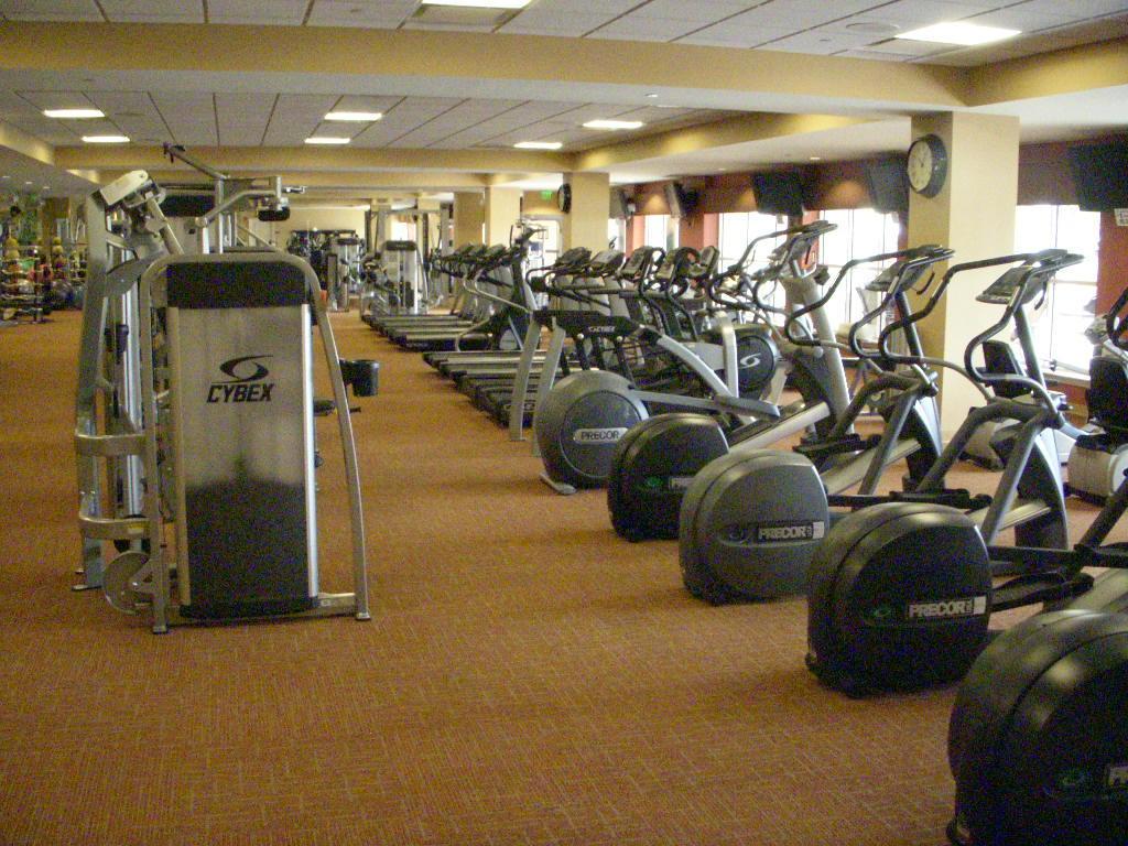 Wycliffe - Club Fitness Ctr
