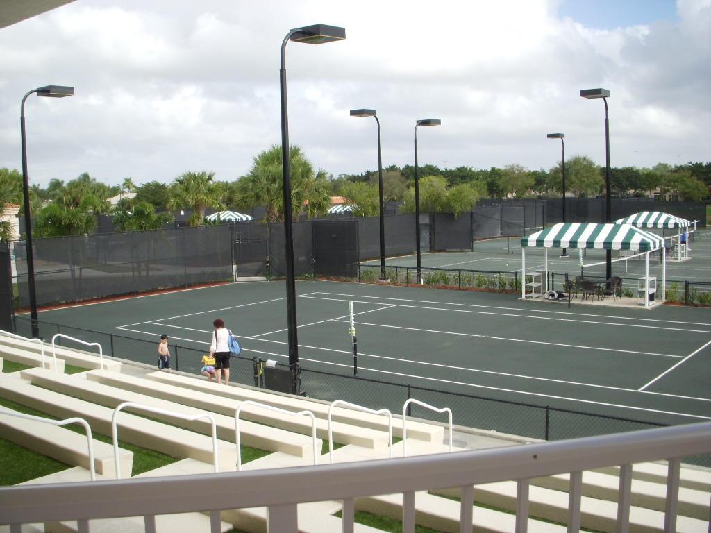 Wycliffe - Club Tennis Ctr
