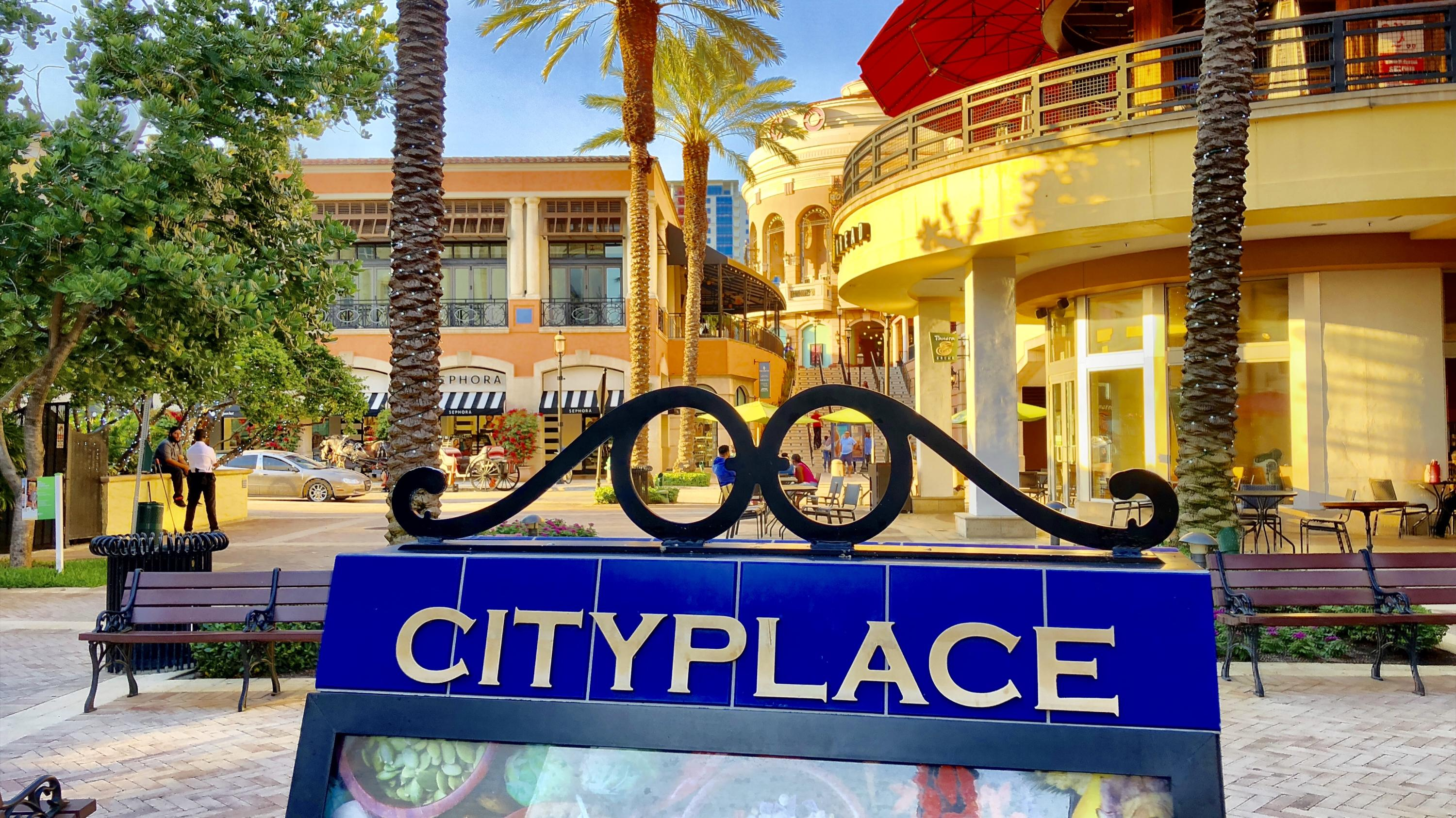 Home for sale in Courtyards In Cityplace West Palm Beach Florida