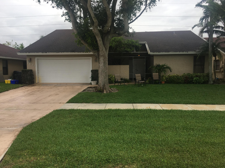 Home for sale in MONTOYA ESTATES UNIT 2 Boca Raton Florida