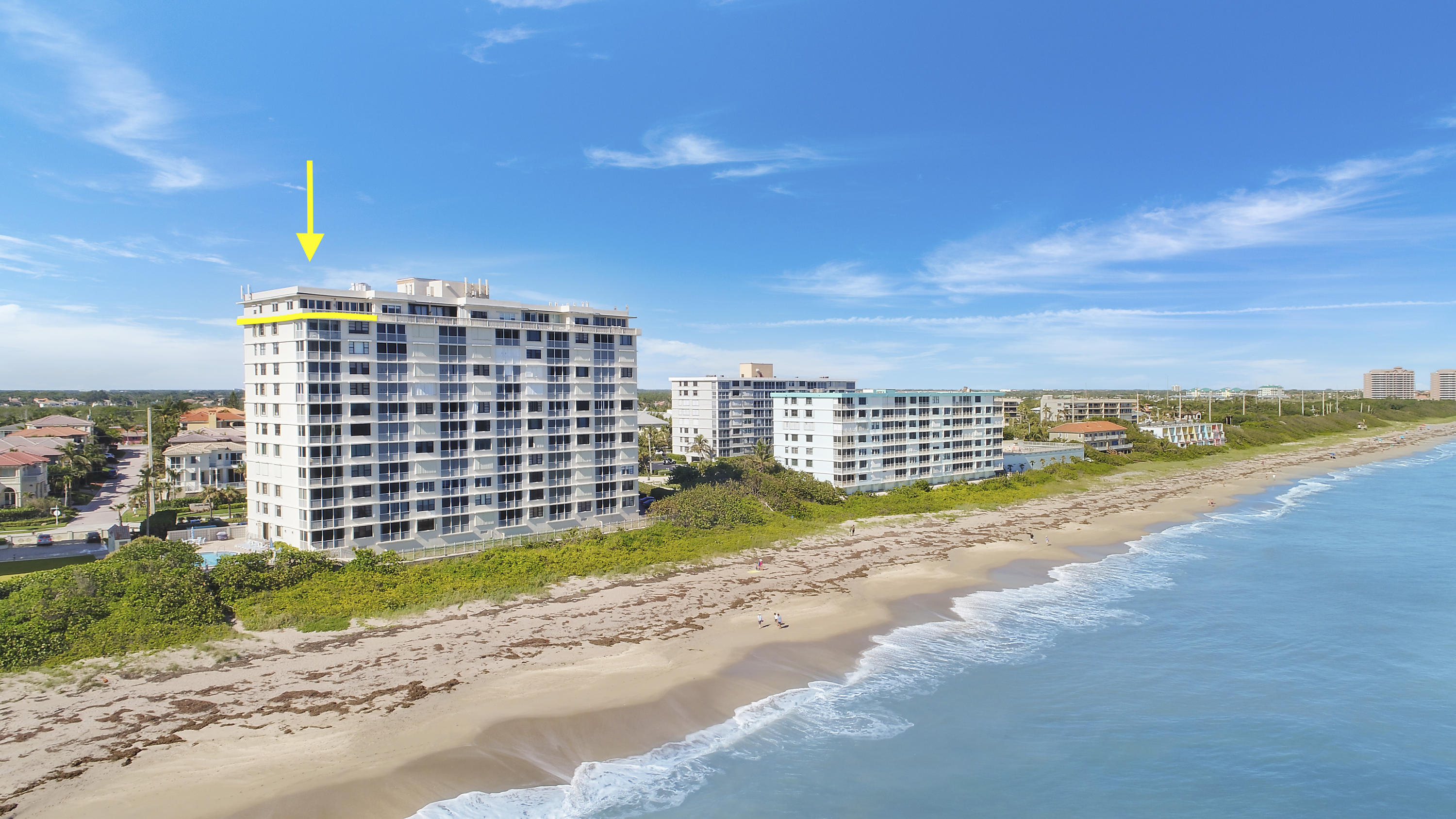 New Home for sale at 840 Ocean Drive in Juno Beach