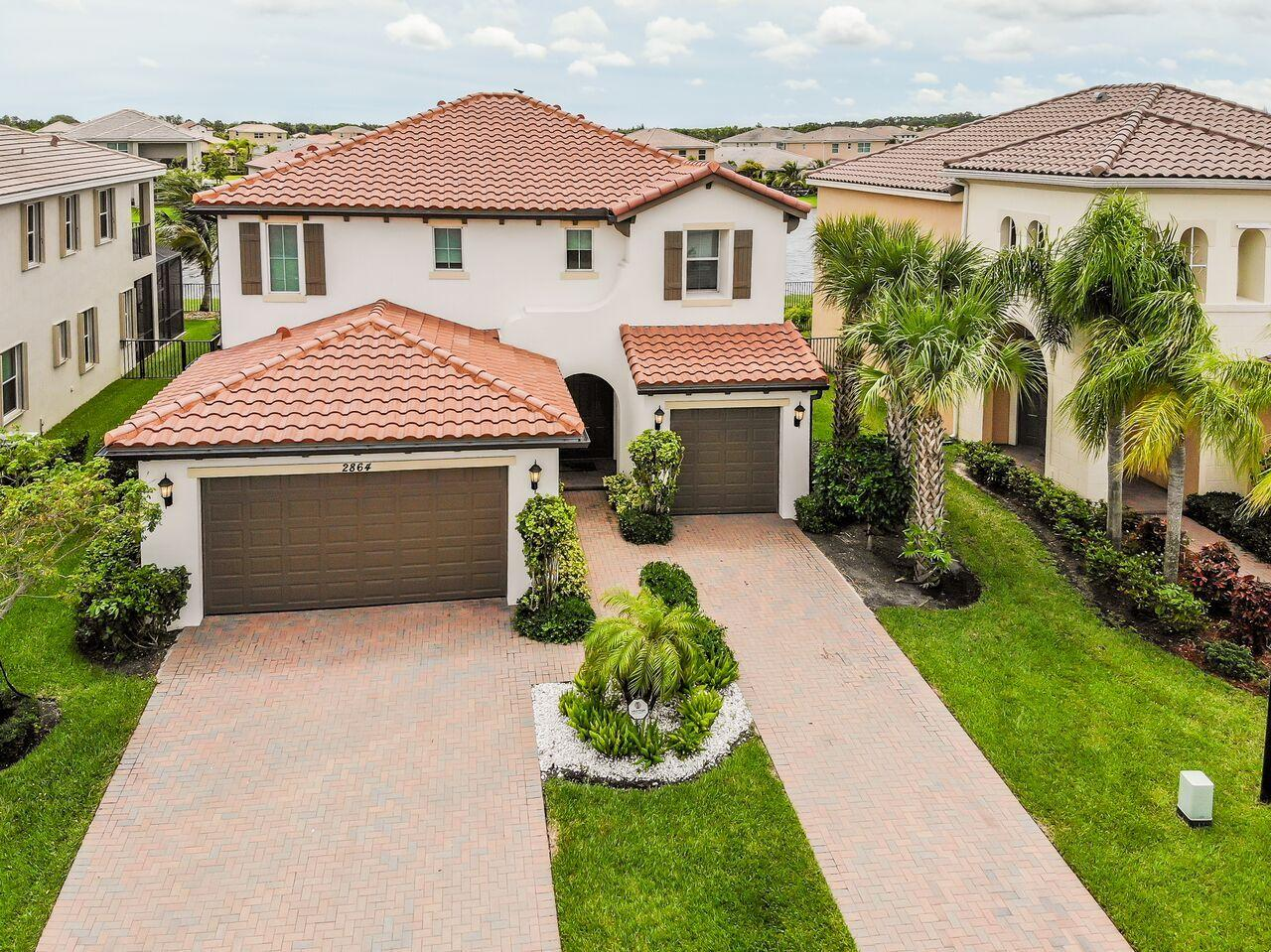 2864 Bellarosa Circle - Royal Palm Beach, Florida