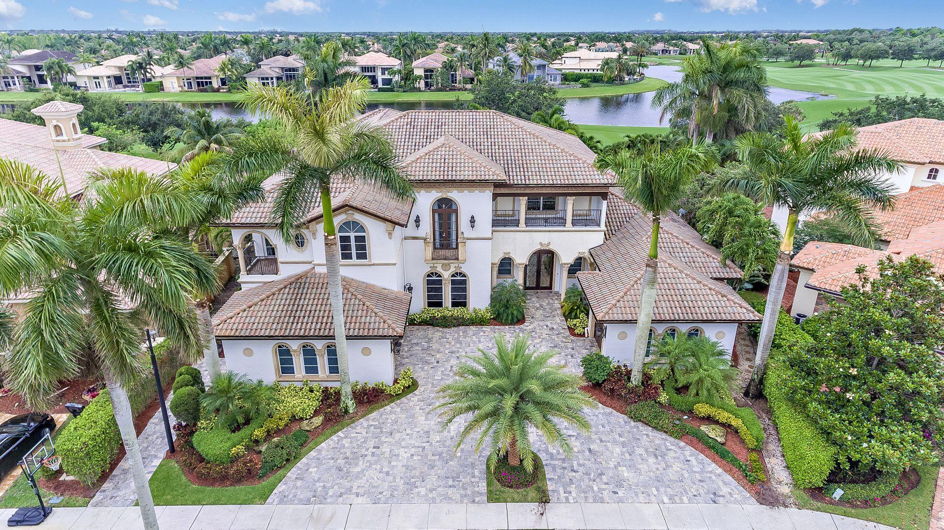 Photo of 8424 Delprado Drive, Delray Beach, FL 33446