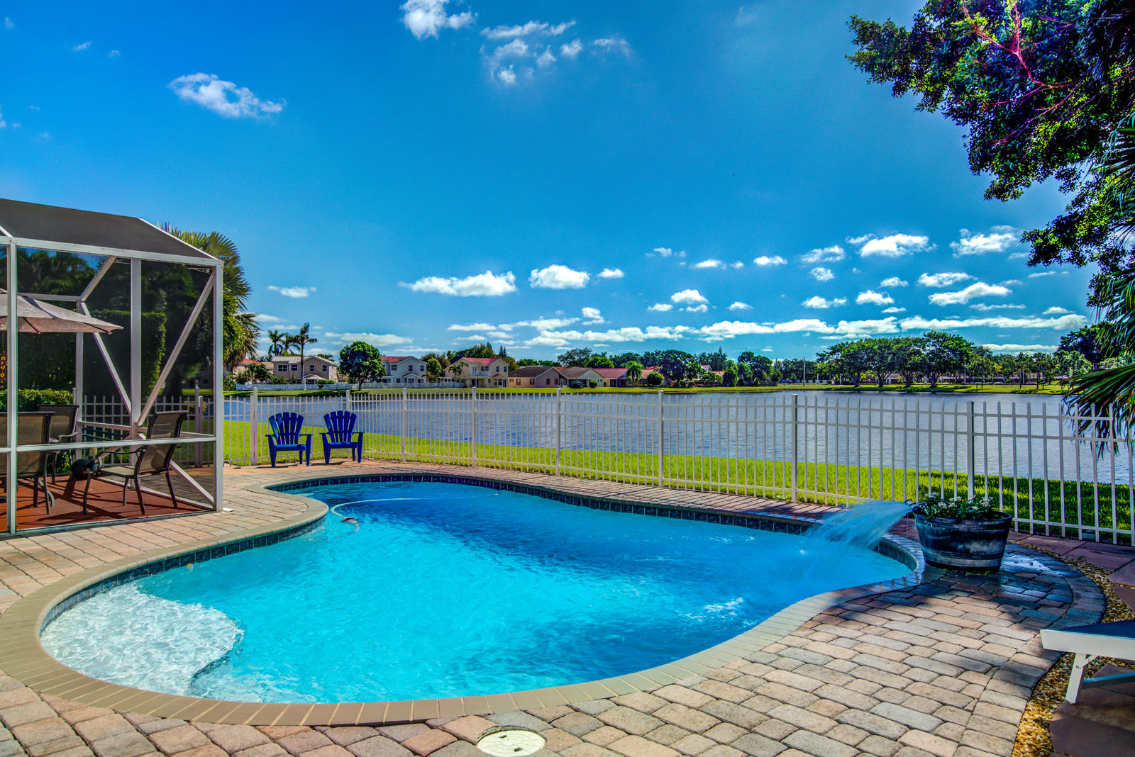 Home for sale in The Estates-windchime Lakes Boynton Beach Florida