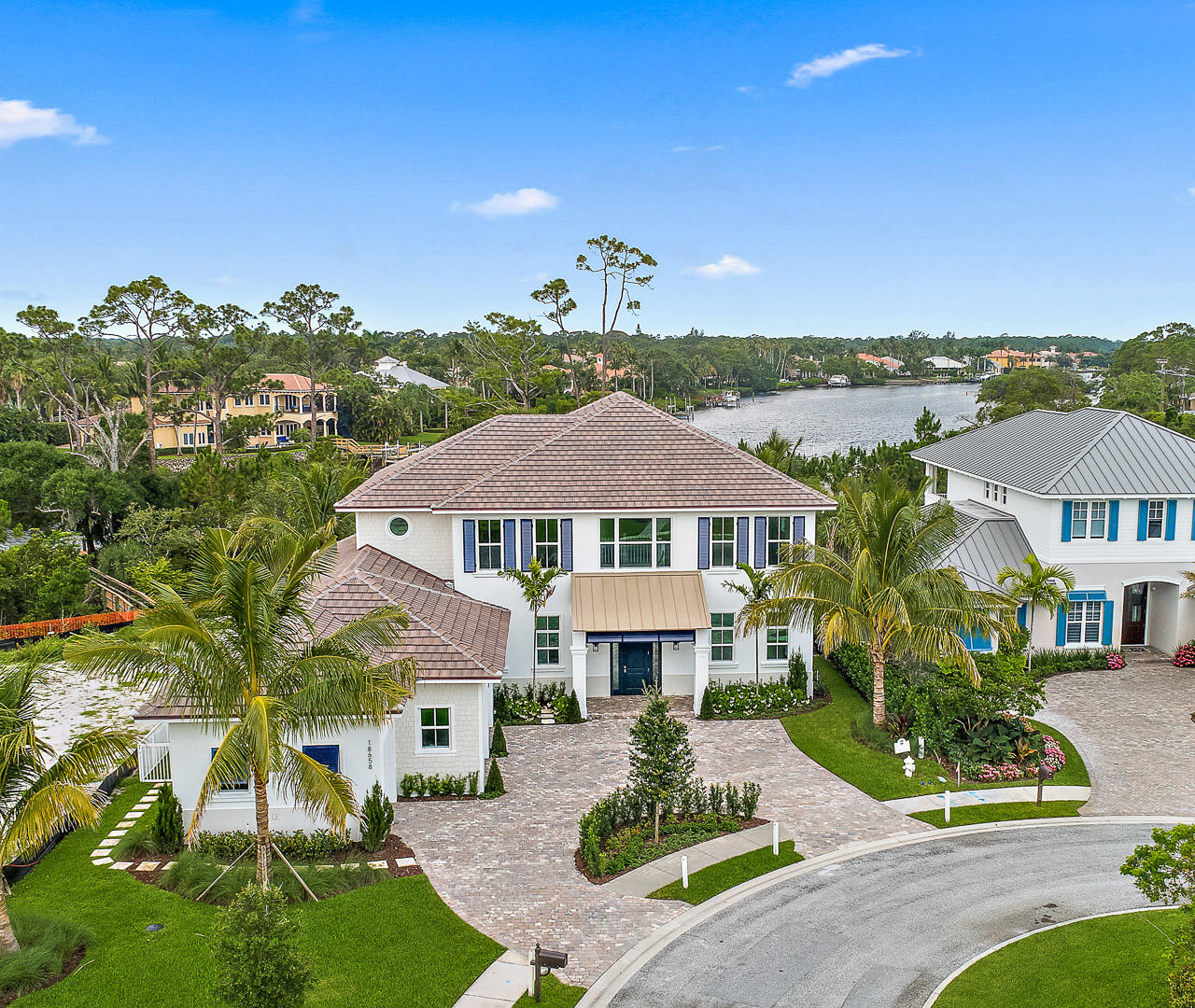 New Home for sale at 18658 St Augustine Way in Tequesta