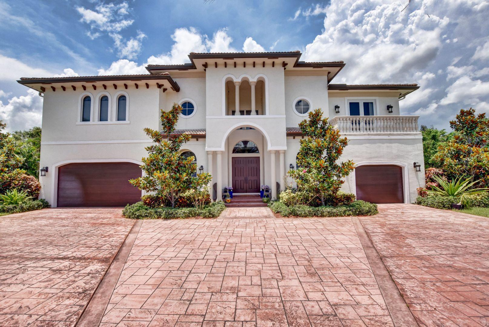 Home for sale in Melrose Park Boynton Beach Florida