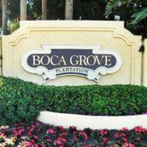 Boca Grove-gardens In The Grov