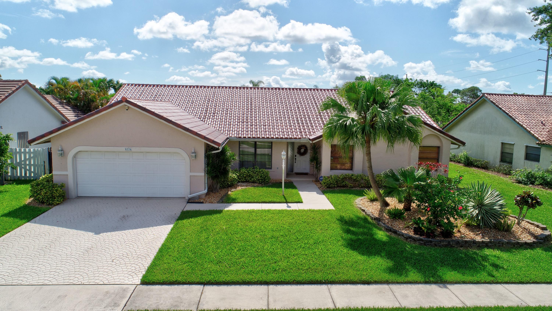 Home for sale in CRICKLEWOOD EST Boca Raton Florida
