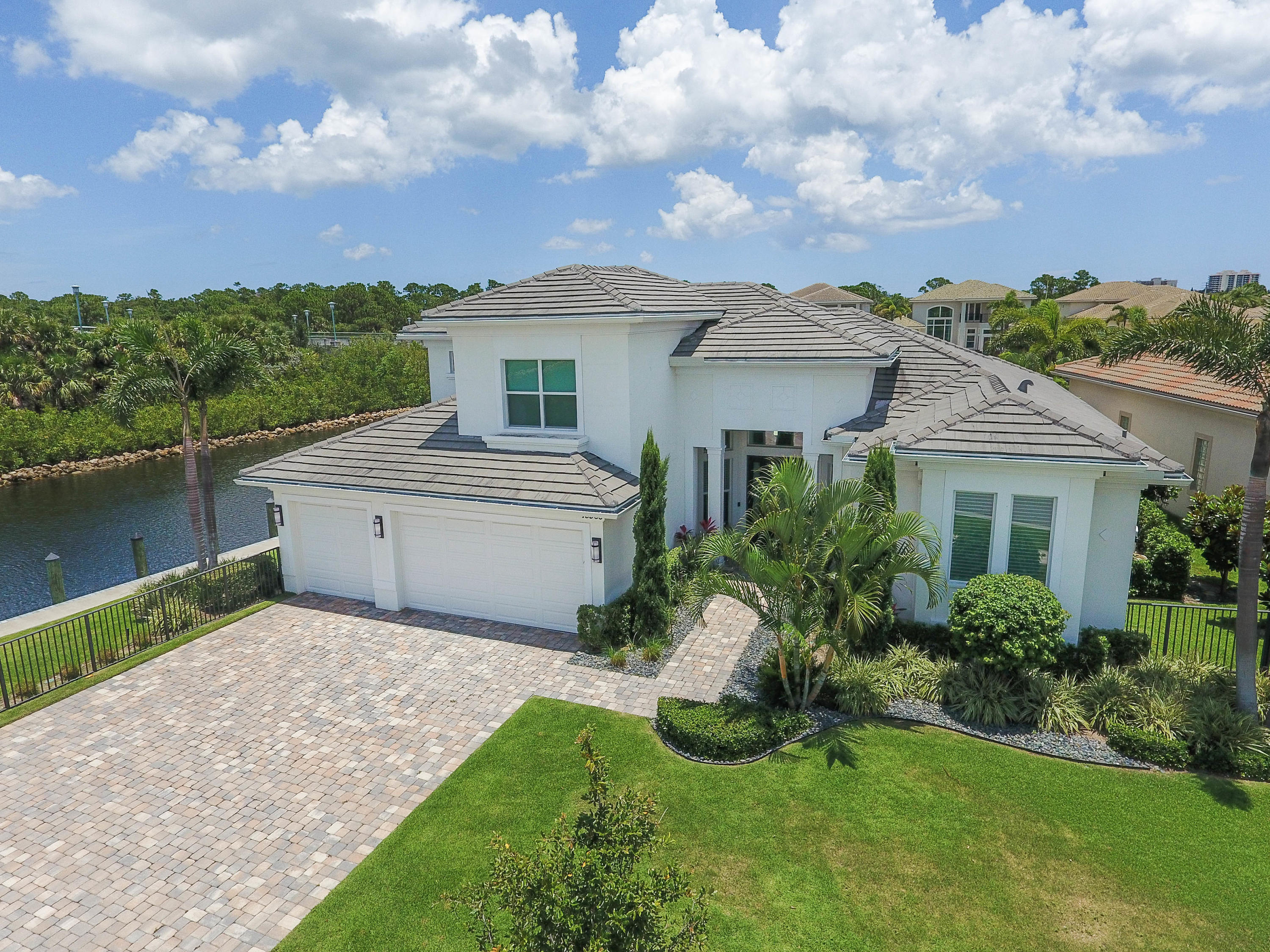 New Home for sale at 13966 Chester Bay Lane in North Palm Beach