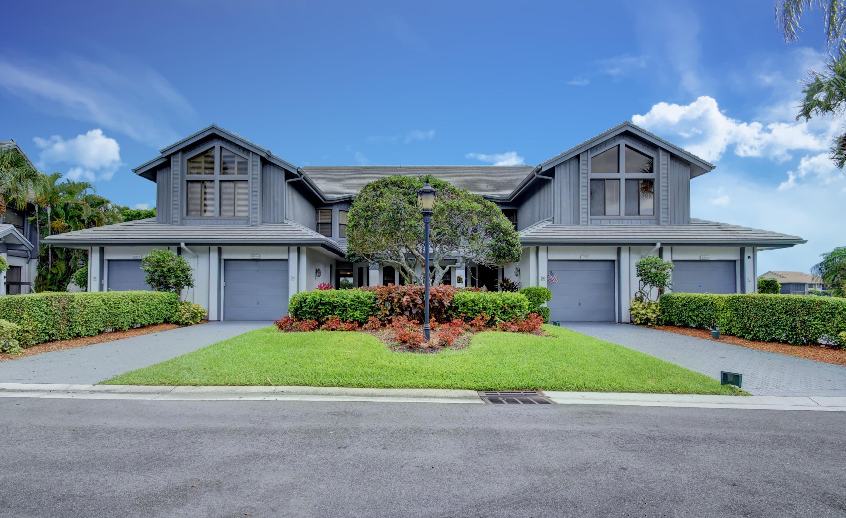 21205 Clubside Drive  Boca Raton, FL 33434