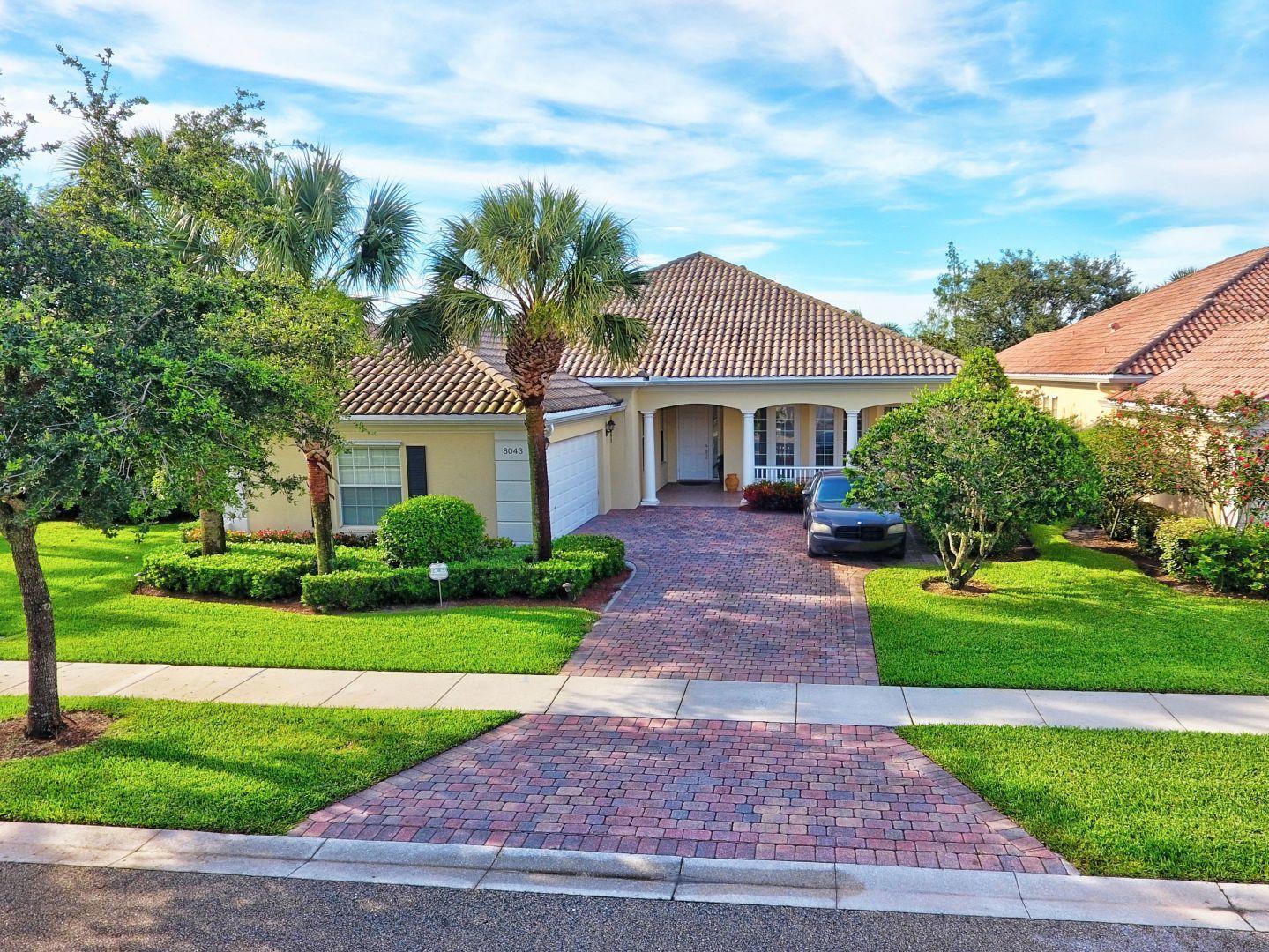 Home for sale in VILLAGEWALK OF WELLINGTON 3B Wellington Florida