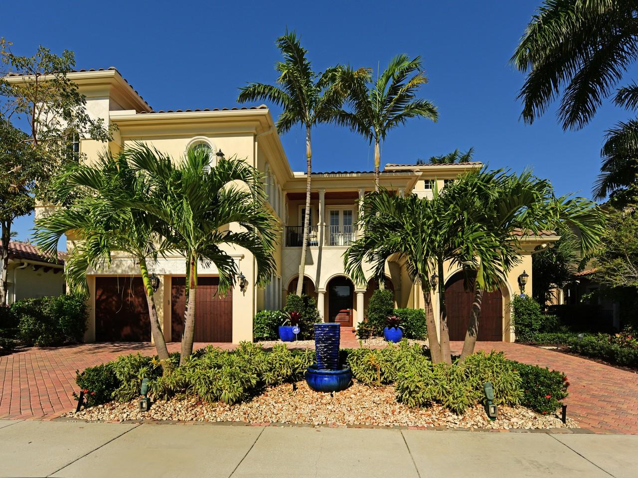 New Home for sale at 11503 Green Bayberry Drive in Palm Beach Gardens