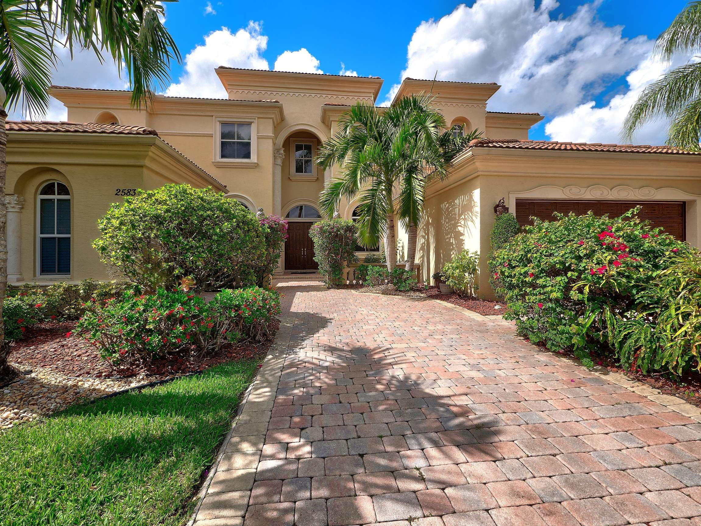 2583 Treanor Terrace Wellington, FL 33414