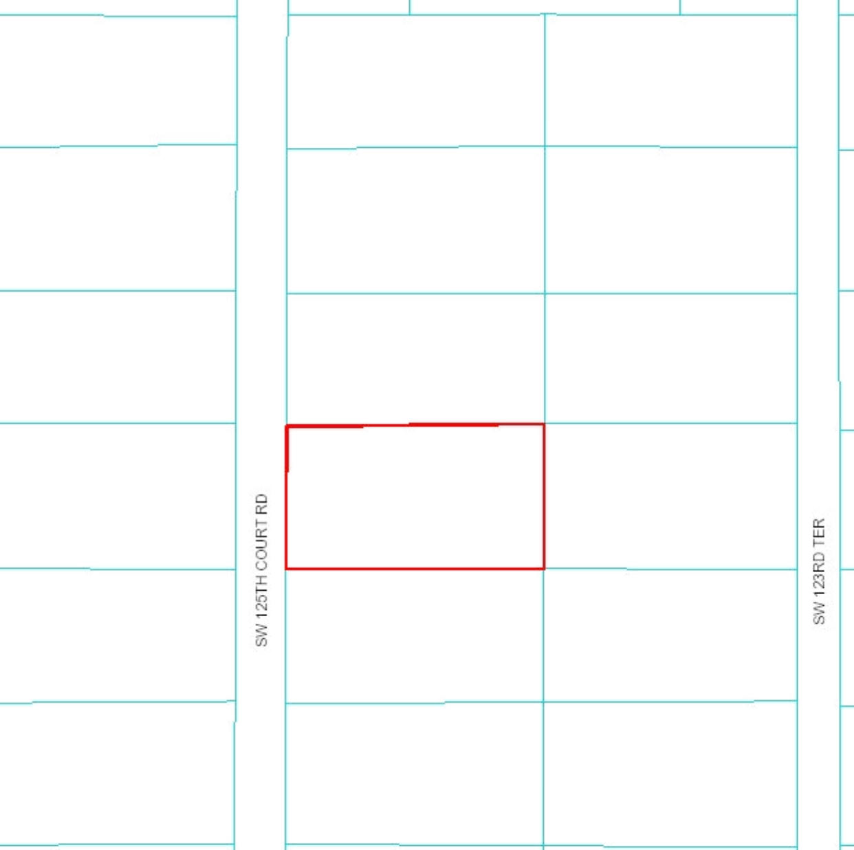 Block 50 125th Court Road Lot 9, Ocala, Florida 34481, ,C,Single family,125th Court,RX-10442422