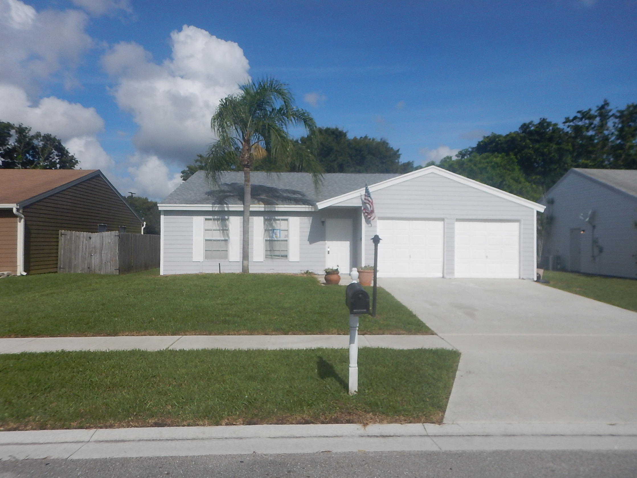Home for sale in COUNTRYWOOD 5 Lake Worth Florida